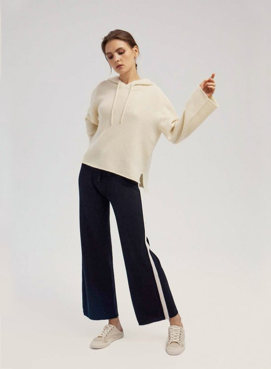 Jogging Trouser With Side Stripe