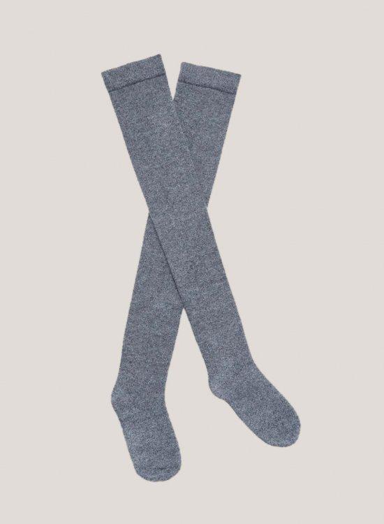 Over-knee cashmere Socks